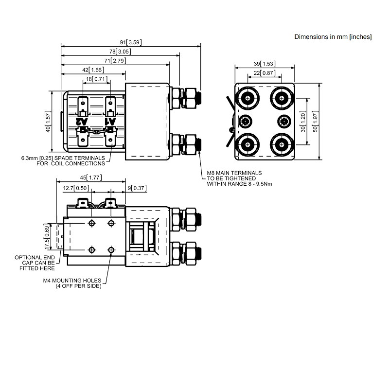 Double pole contactor wiring diagram the best